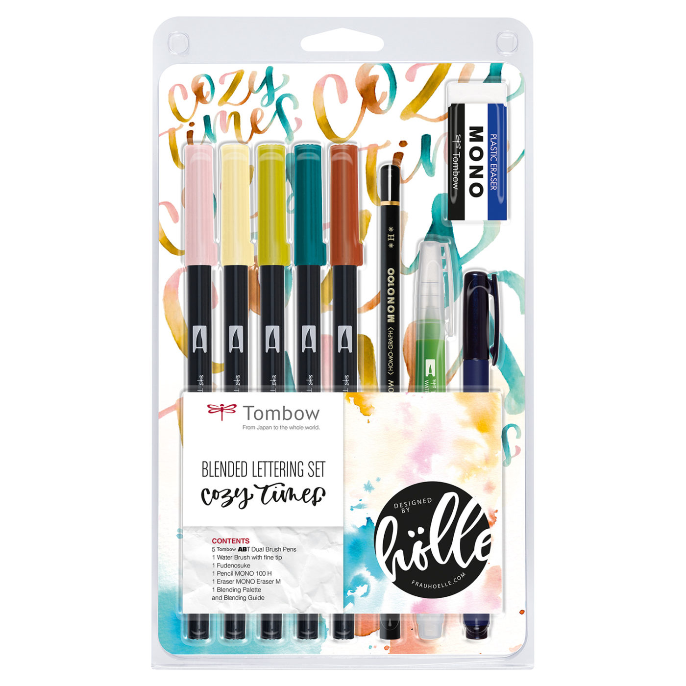 "Tombow Blended Set ""Cozy Times"""