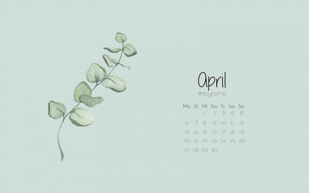 Wallpaper April